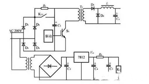principle and circuit analysis of switching power supply