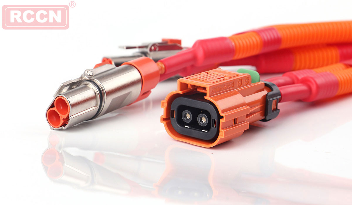 High Voltage Crimp Terminals : Brief introduction production process of automobile