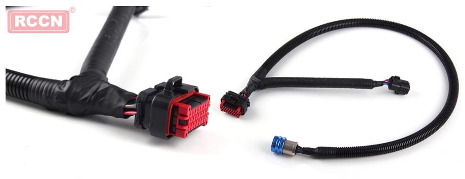 Car Wiring Harness Large - Schematics Online on