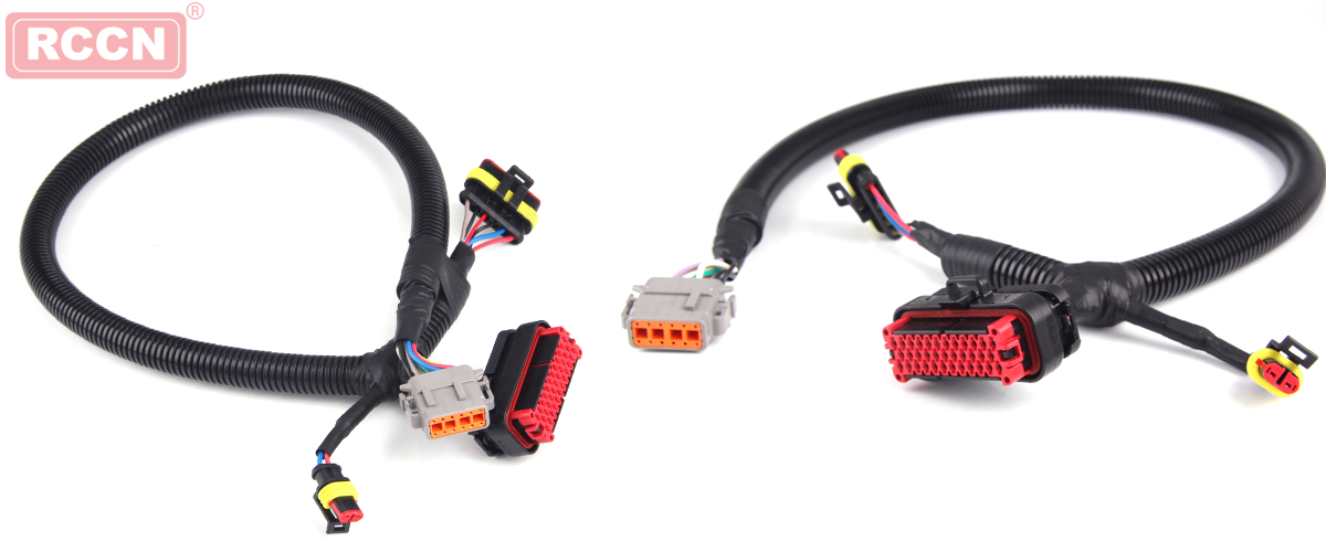 Automotive wiring harness using raw materials and the use of short-circuit  fault assumptions - Industria Informazioni - News - Wiring duct,Cable Gland, Cable Tie,Terminals,RCCNWiring duct,Cable Gland,Cable Tie,Terminals,RCCN