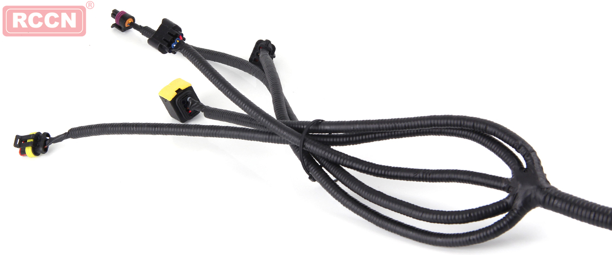 automotive wiring harness  low voltage wiring harness