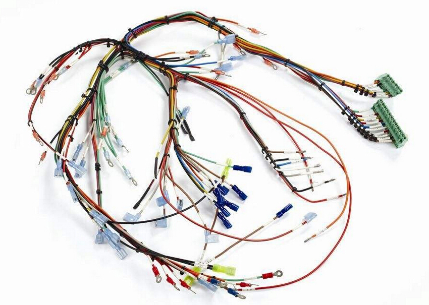 including its electrical performance, material distribution, temperature  resistance, etc , are higher than the average wiring harness requirements,