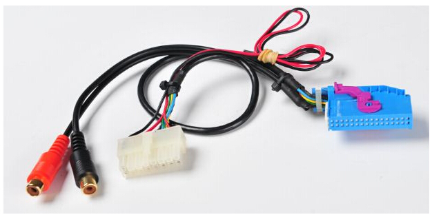 automotive wiring harness processing, the application of electronic wiring  harness processing is very wide, not only the cable, but also in many  engineering
