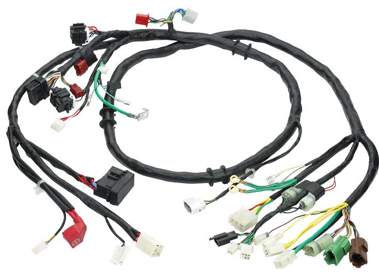 automotive wiring harness process management analysis industria rh en rccn com cn