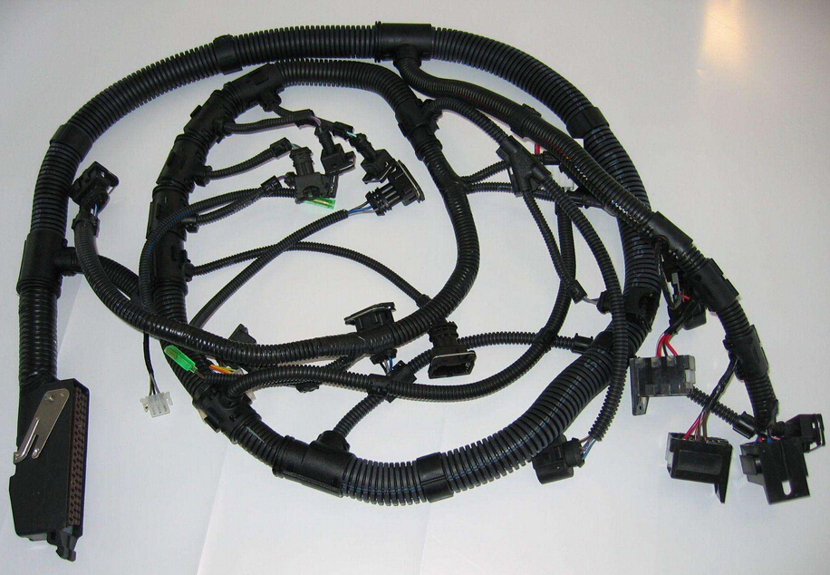 Wire Harness Maintance - Wiring Diagrams on