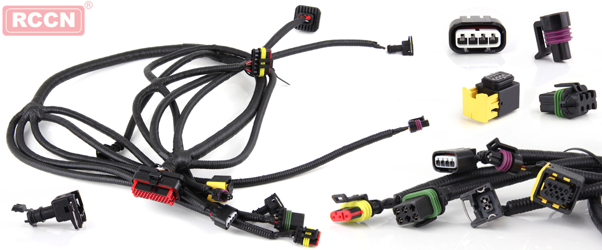 Automotive wiring harness assembly process and features - Industria ...