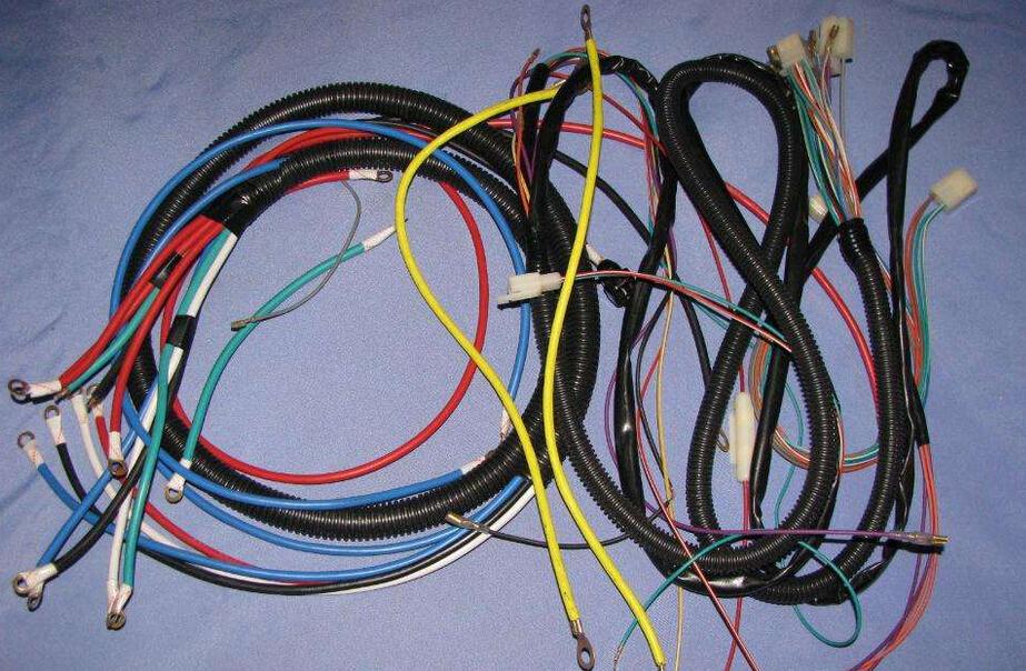 Groovy Automotive Wiring Harness Test Inspection Industria Informazioni Wiring Database Gramgelartorg