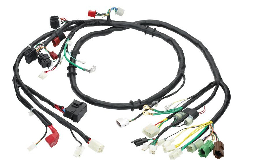 The Wire Processing Process Uses Its Polyethylene Material And Has Excellent Rheological Properties Generally Good A Uniform Stable: Automotive Wiring Harness Process At Satuska.co