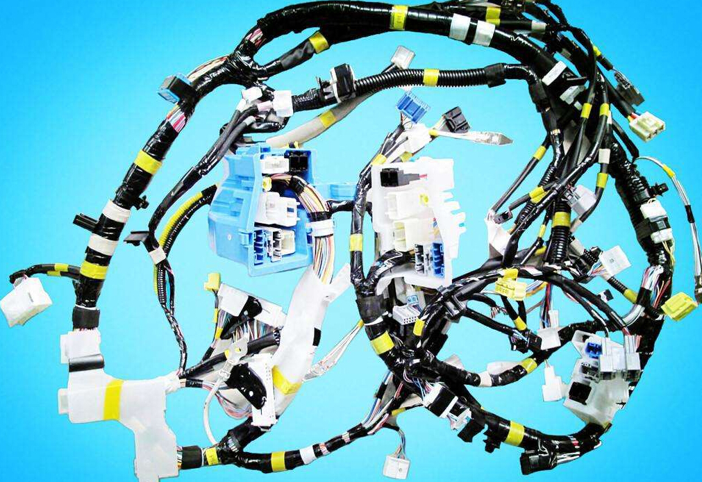 Problems In The Design Of Vehicle Wiring Harness Layout Industria Informazioni News Wiring Duct Cable Gland Cable Tie Terminals Rccn